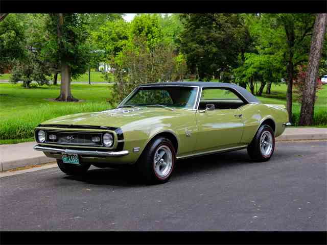 Picture of 1968 Chevrolet Camaro Offered by  - NKK1