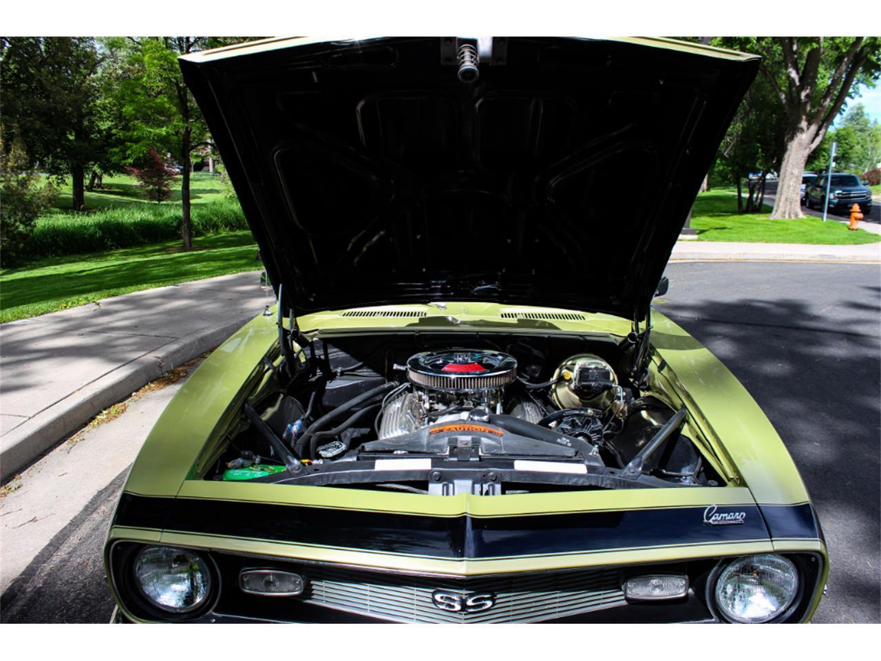 1968 chevrolet camaro for sale cc 1099729. Black Bedroom Furniture Sets. Home Design Ideas