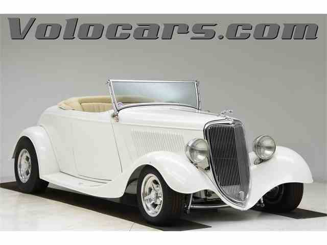 Picture of Classic 1934 Roadster - NDST