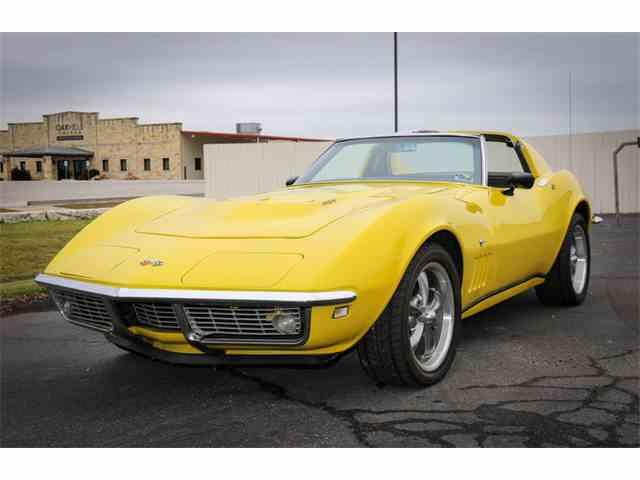 Picture of '68 Corvette - NKKS