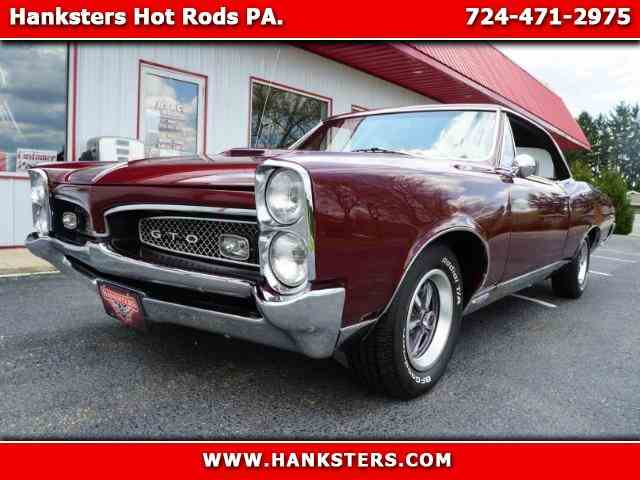 Picture of '67 GTO - NDSX