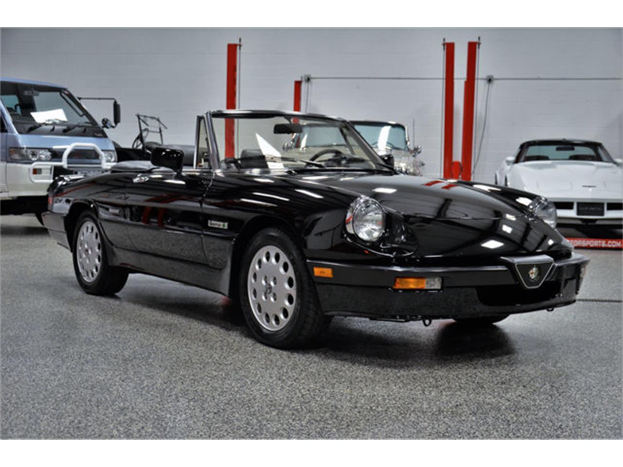Alfa Romeo Spider For Sale ClassicCarscom CC - 1988 alfa romeo spider for sale