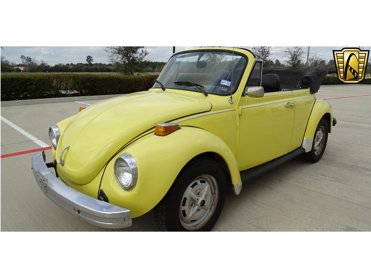 1979 volkswagen beetle for sale cc 1090982. Black Bedroom Furniture Sets. Home Design Ideas
