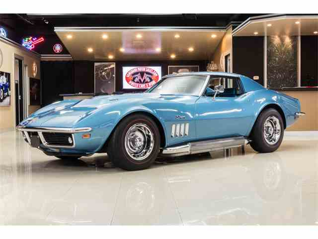 Picture of Classic '69 Chevrolet Corvette - $79,900.00 Offered by  - NDT3