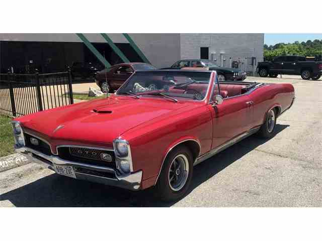 Picture of '67 GTO located in St Louis Missouri - $44,900.00 Offered by  - NKMY