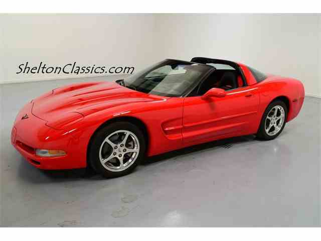 Picture of 2002 Corvette - $21,995.00 Offered by  - NDT4