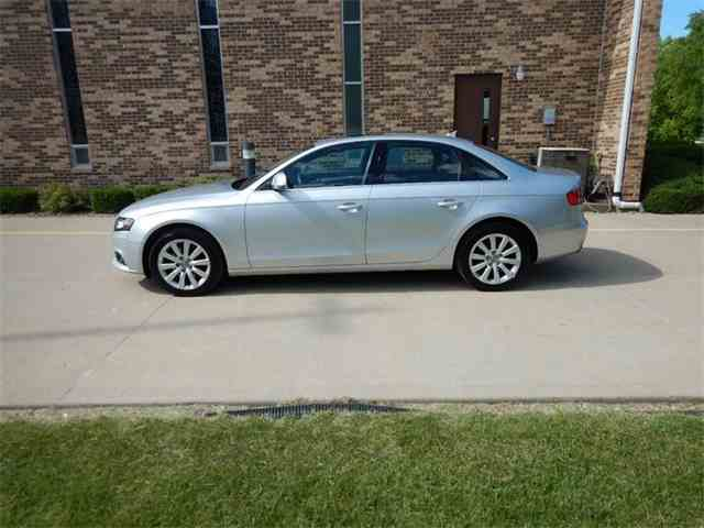 Picture of 2009 Audi A4 located in Clarence Iowa - NKN9