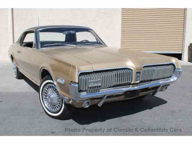 Picture of Classic 1968 Mercury Cougar located in Las Vegas Nevada Offered by  - NKNM