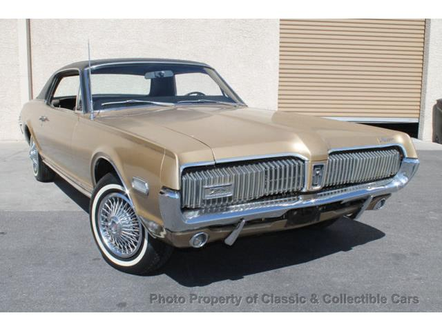 Picture of '68 Cougar - NKNM