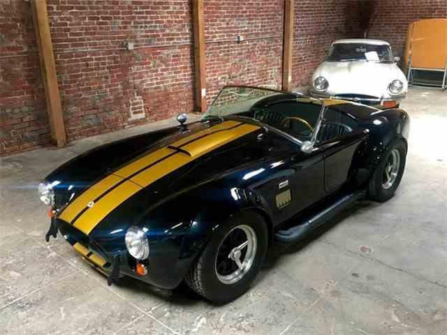 Picture of '63 Cobra - NKNU