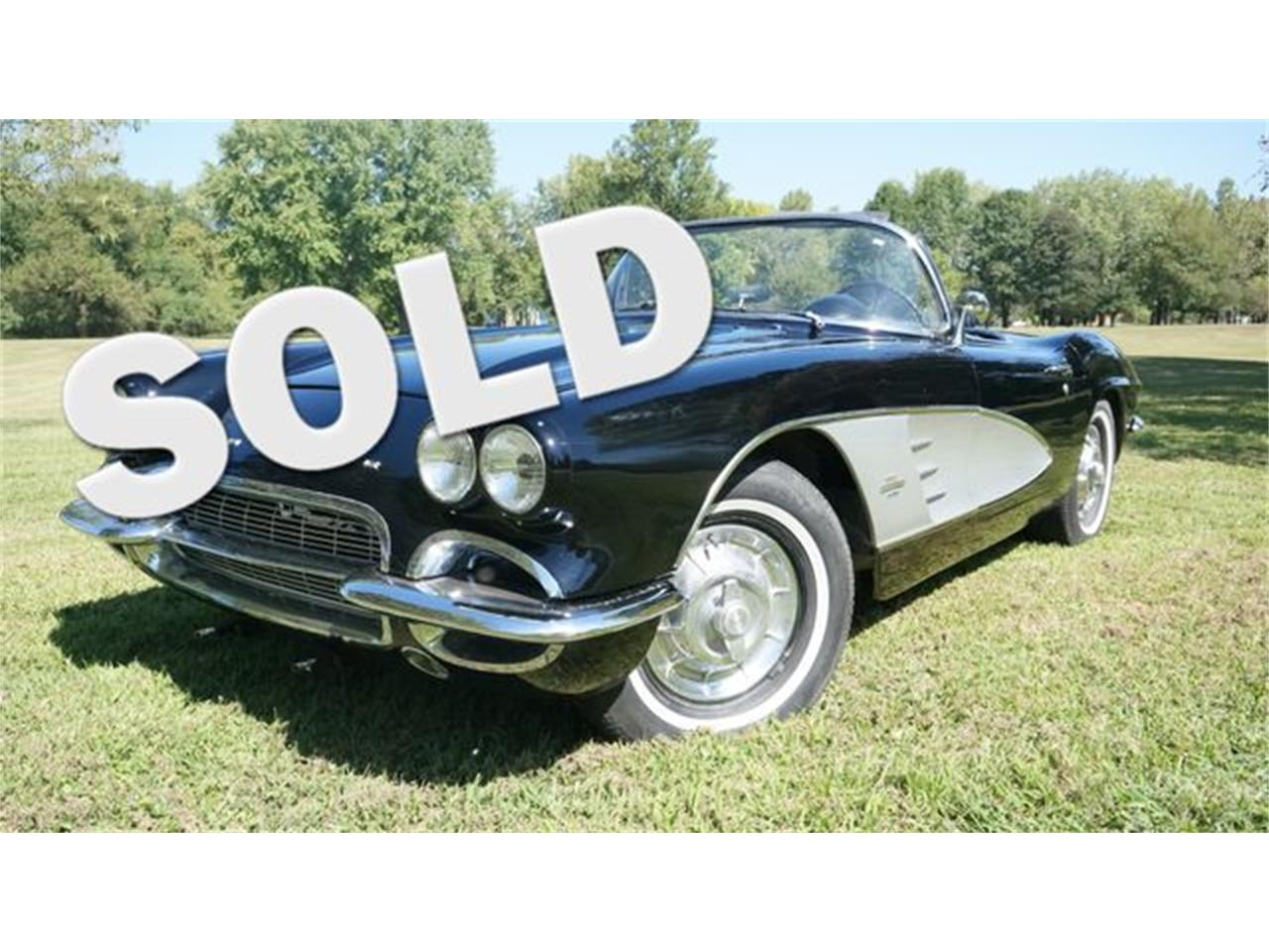 1961 Chevrolet Corvette For Sale Cc 1099871 Chevy Stingray Large Picture Of 61 Nknz