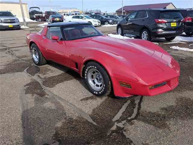 Picture of '81 Chevrolet Corvette - $10,495.00 Offered by  - NKO0
