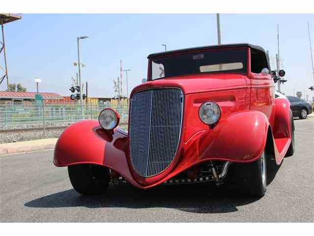 Picture of Classic '33 Ford Cabriolet - $59,900.00 Offered by  - NKO4