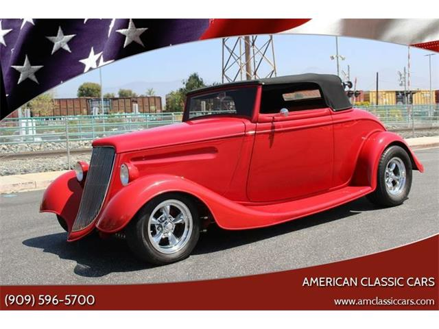 Picture of '33 Cabriolet - NKO4