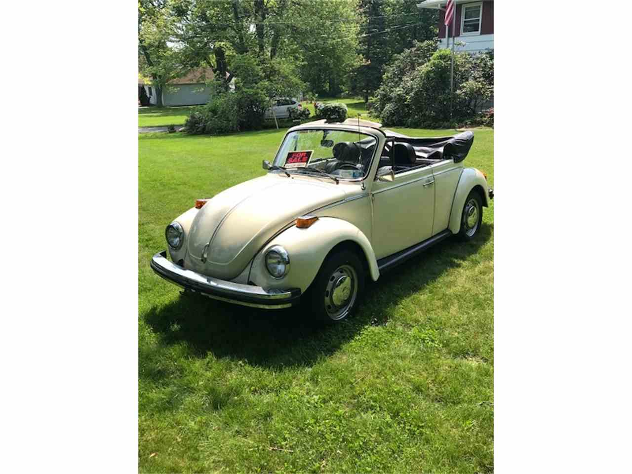 Large Picture of '77 Volkswagen Super Beetle located in Thornwood New York - NKO6