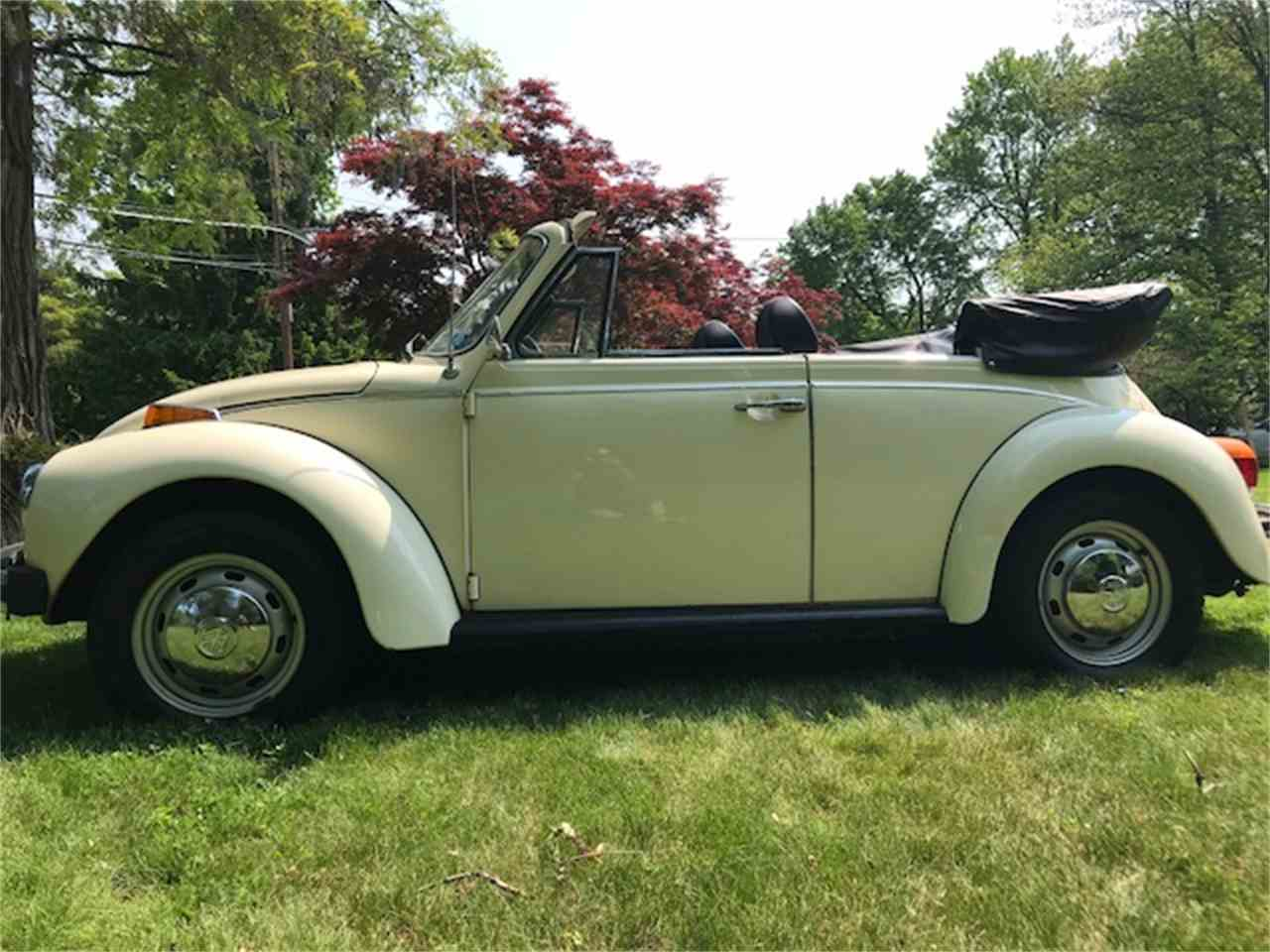 Large Picture of '77 Volkswagen Super Beetle located in Thornwood New York Offered by a Private Seller - NKO6