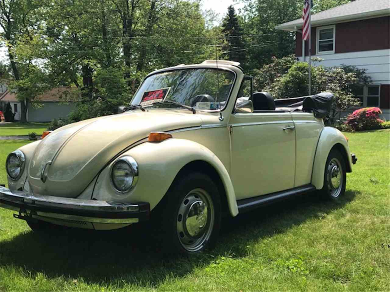 Large Picture of 1977 Super Beetle located in New York Offered by a Private Seller - NKO6