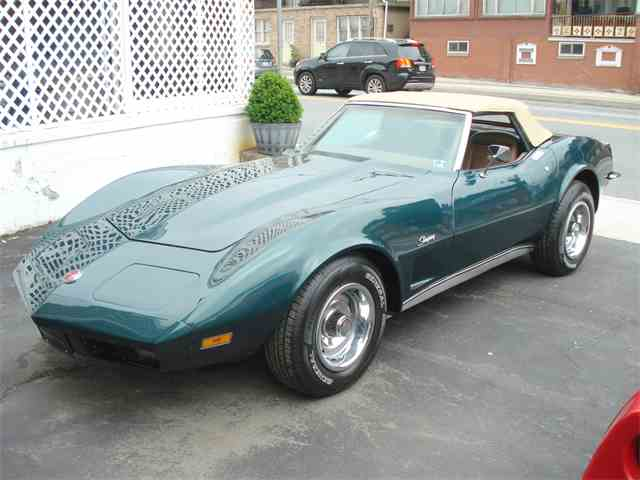 Picture of Classic '73 Chevrolet Corvette located in Pennsylvania - NKO8