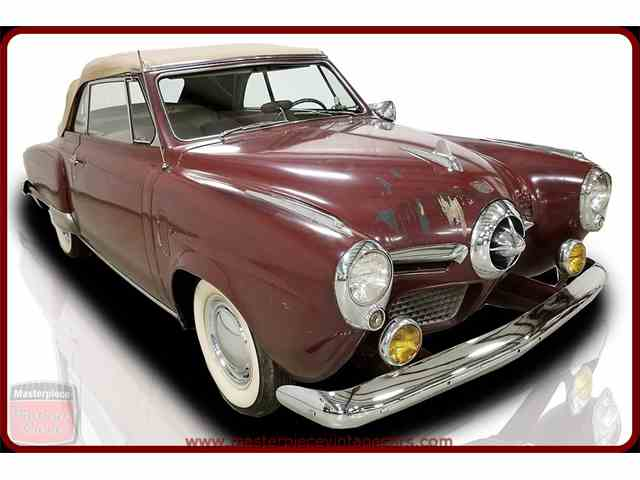 Picture of Classic '50 Studebaker Champion located in Indiana - NKOJ