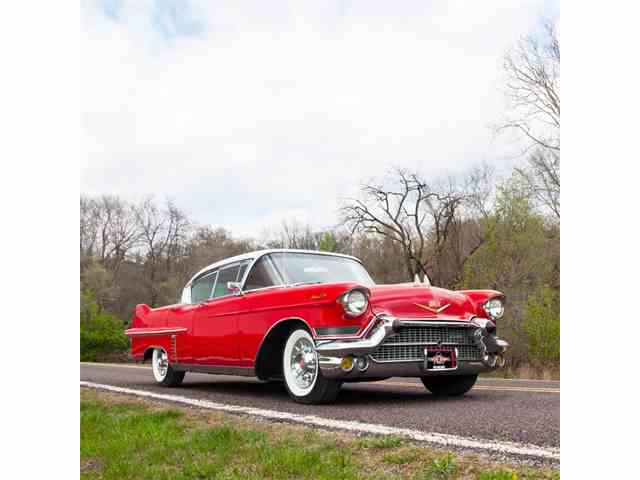 Picture of '57 Sedan DeVille located in Missouri - $18,900.00 Offered by  - ND4J