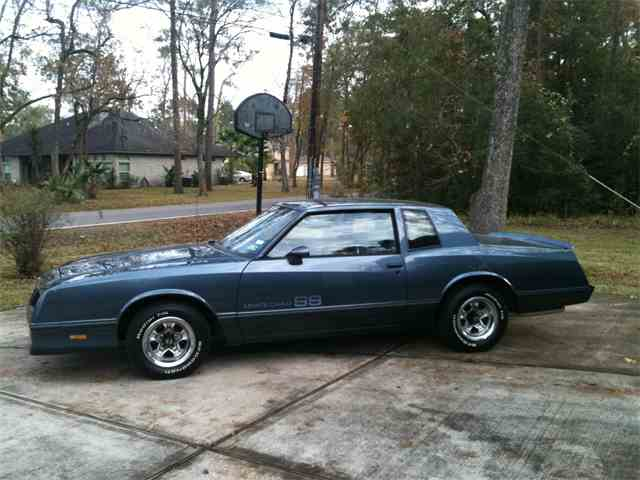 Picture of '84 Monte Carlo SS - NKOV