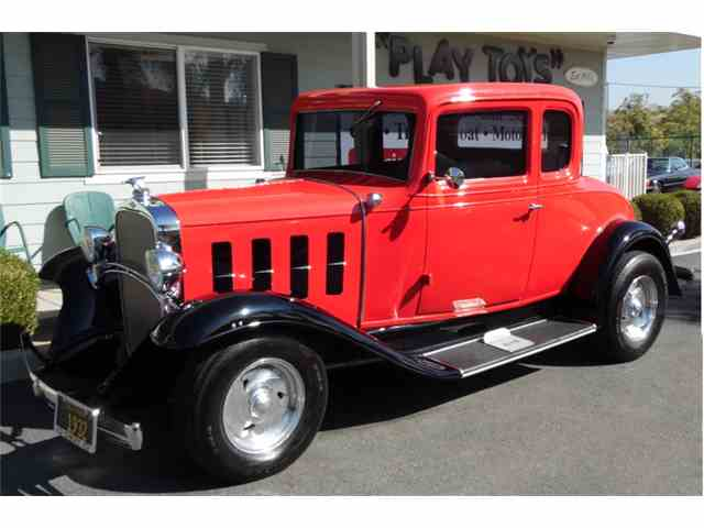 Picture of Classic 1932 Chevrolet 5-Window Coupe - $36,995.00 - NKOW