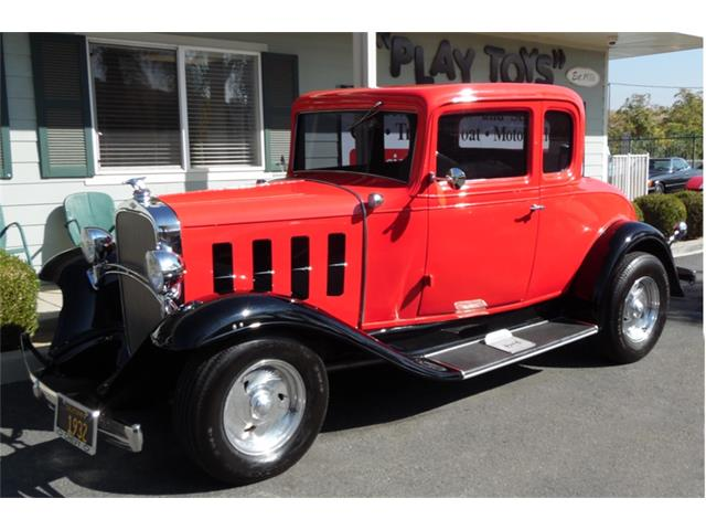 Picture of '32 5-Window Coupe - NKOW