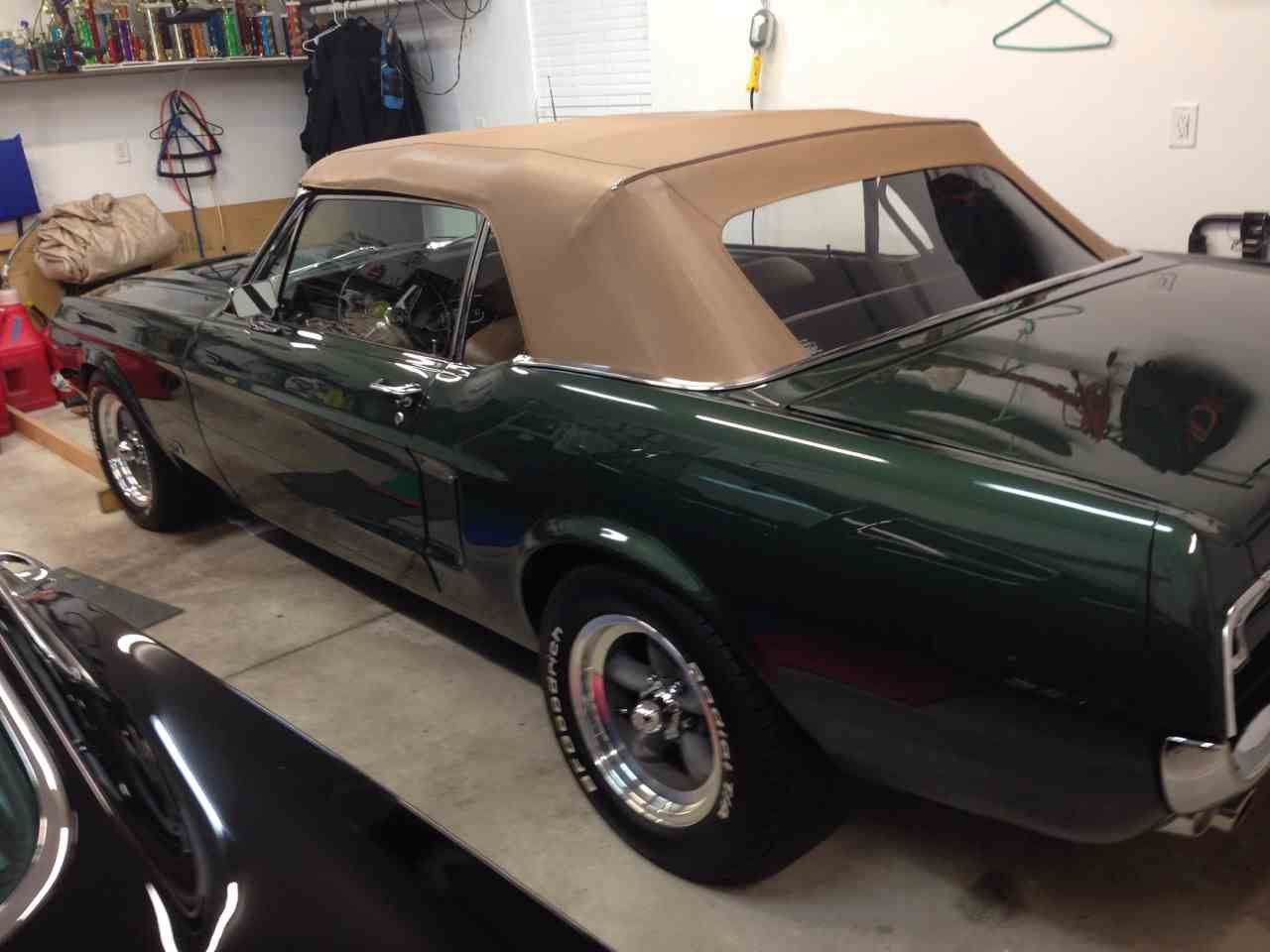 Large Picture of '68 Ford Mustang GT located in Tennessee Offered by a Private Seller - NKOZ