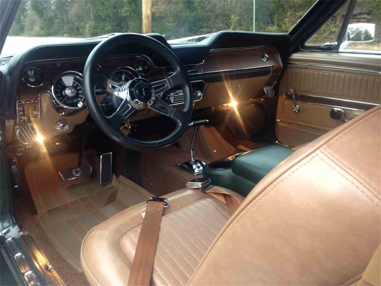Large Picture of Classic 1968 Mustang GT Offered by a Private Seller - NKOZ