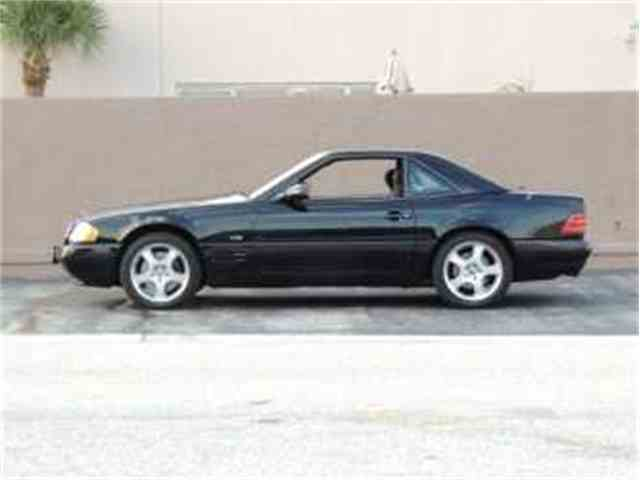 Picture of '00 Mercedes-Benz SL-Class located in Florida Offered by  - NKPE