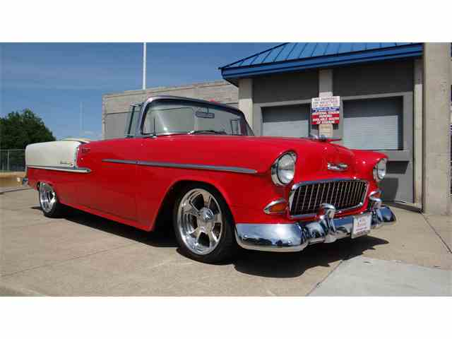 Picture of 1955 Chevrolet Bel Air - $65,900.00 Offered by  - NKPG