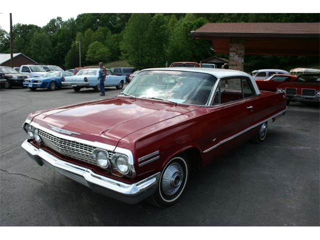 Picture of '63 Impala - NKPO