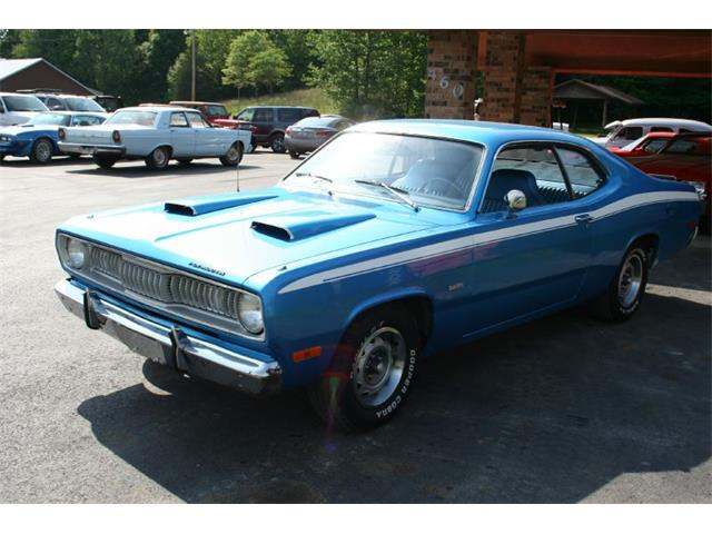 Picture of '72 Duster - NKPR