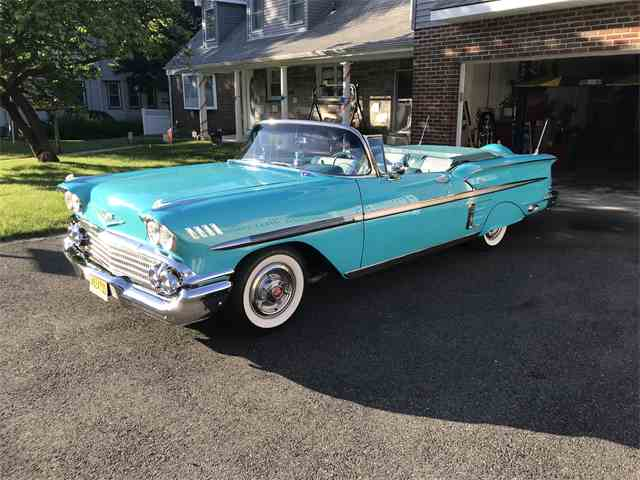 Picture of Classic '58 Chevrolet Impala Auction Vehicle Offered by  - NKPV