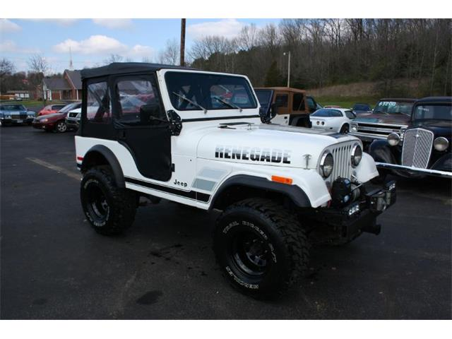 Picture of '80 CJ5 located in Dongora  Illinois Offered by  - NKPY