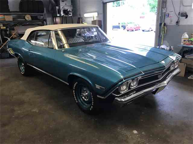 Picture of '68 Chevelle SS - NKQ2