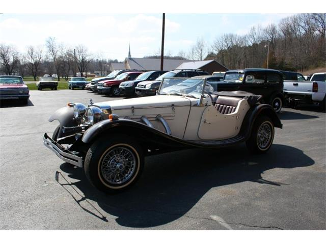 Picture of Classic 1938 Mercedes-Benz Replica located in Illinois - $9,500.00 - NKQ4