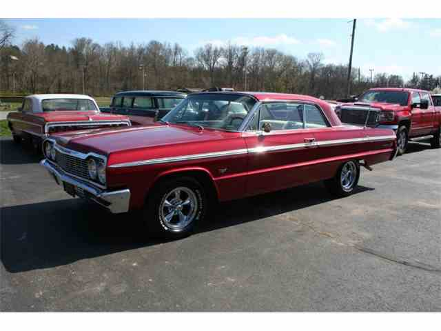 Picture of Classic 1964 Chevrolet Impala SS - $29,000.00 Offered by  - NKQ6