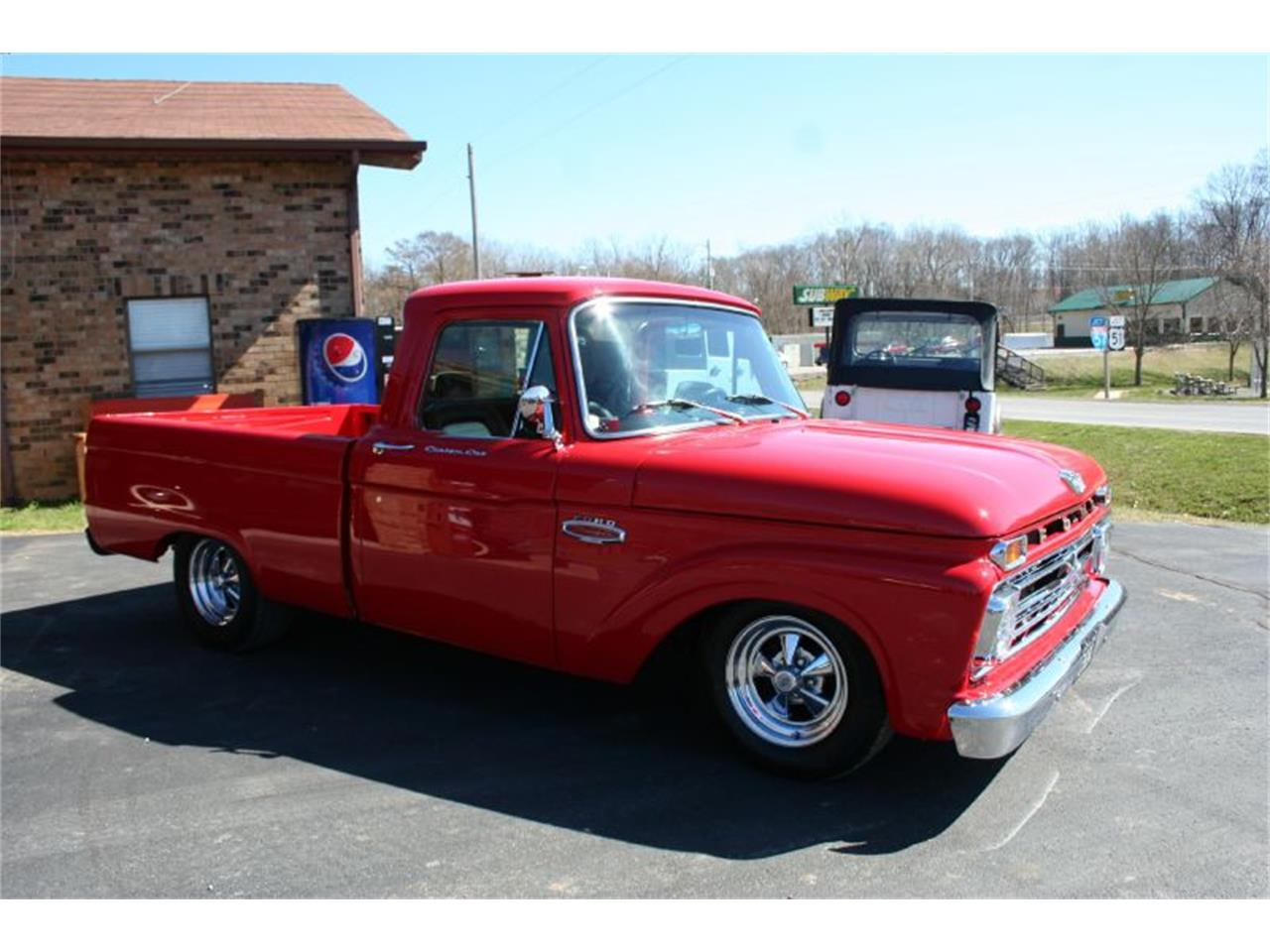Large Picture of '66 F100 - $45,000.00 Offered by Curt's Classics LLC - NKQ9