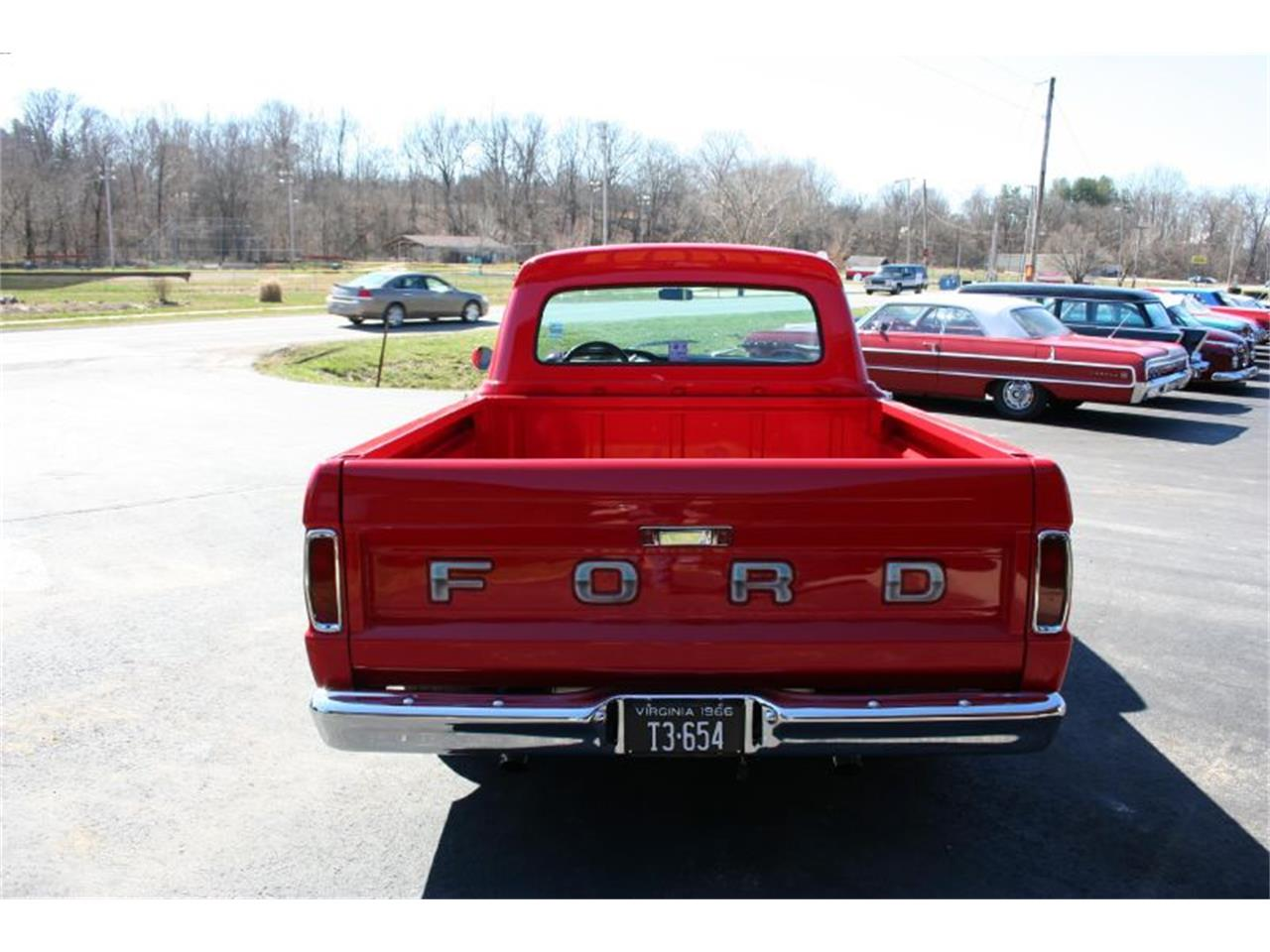 Large Picture of Classic 1966 F100 located in Illinois - NKQ9