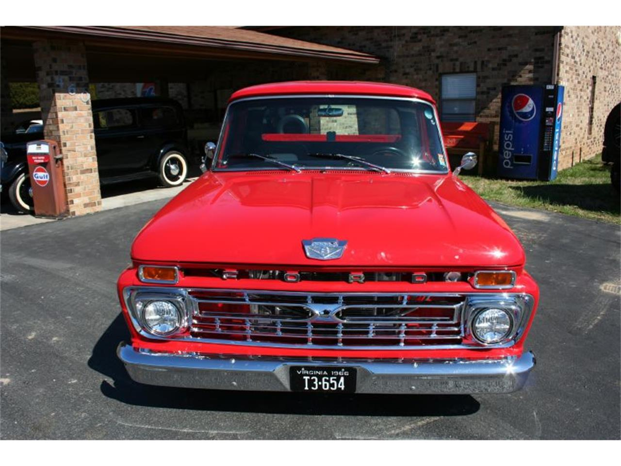 Large Picture of '66 F100 - $45,000.00 - NKQ9