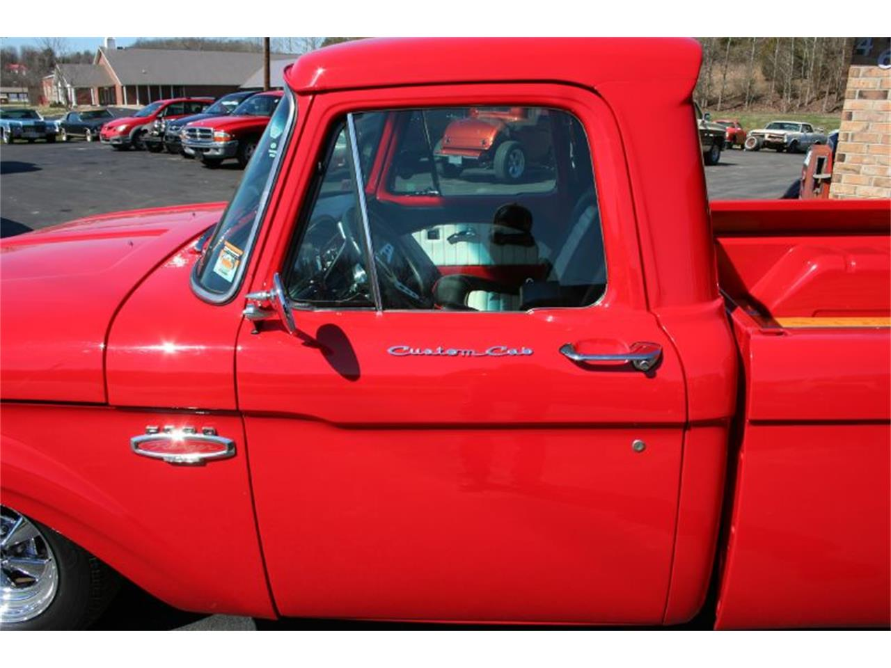 Large Picture of Classic '66 F100 located in Illinois - NKQ9