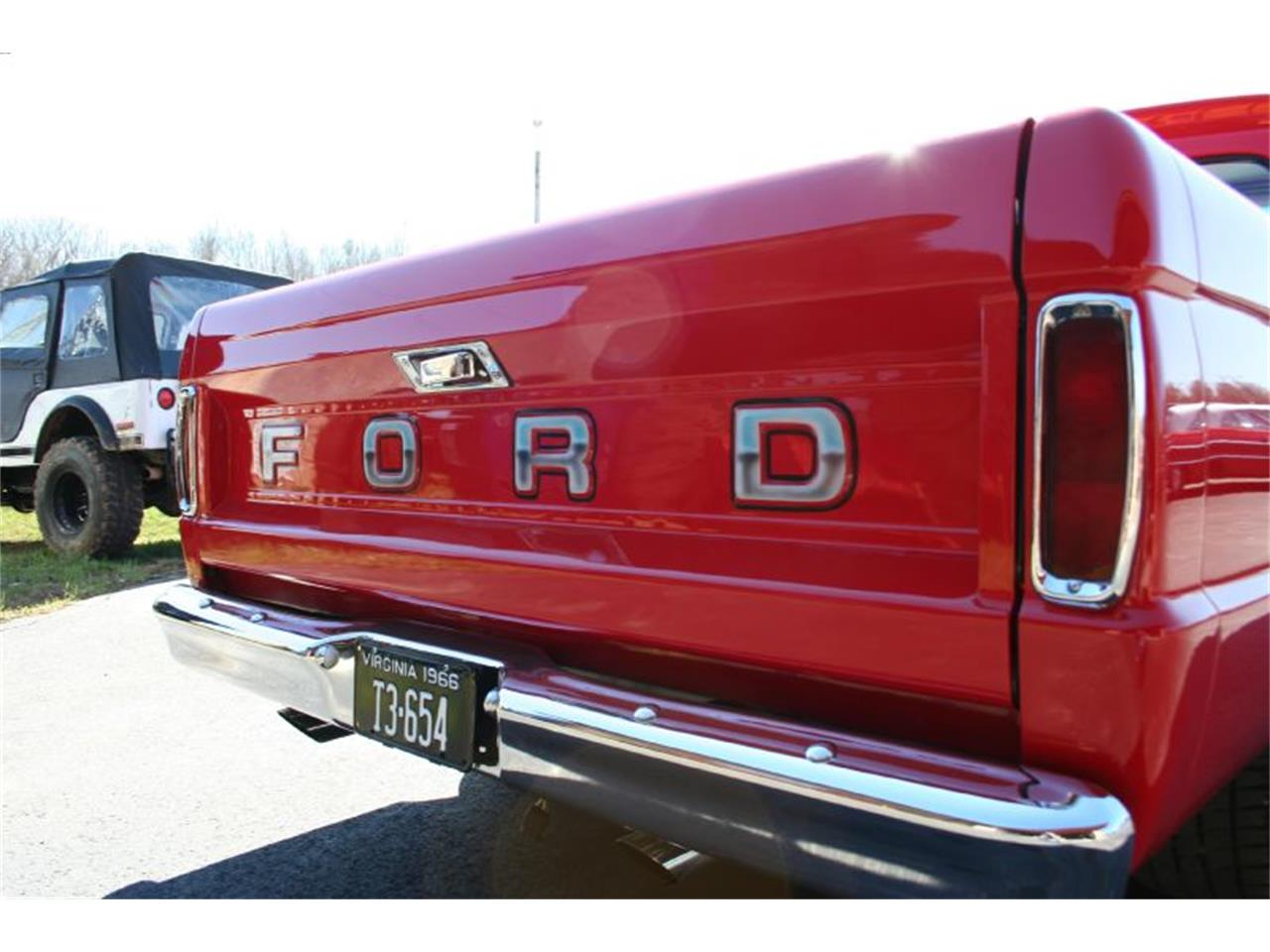 Large Picture of 1966 Ford F100 located in Illinois Offered by Curt's Classics LLC - NKQ9