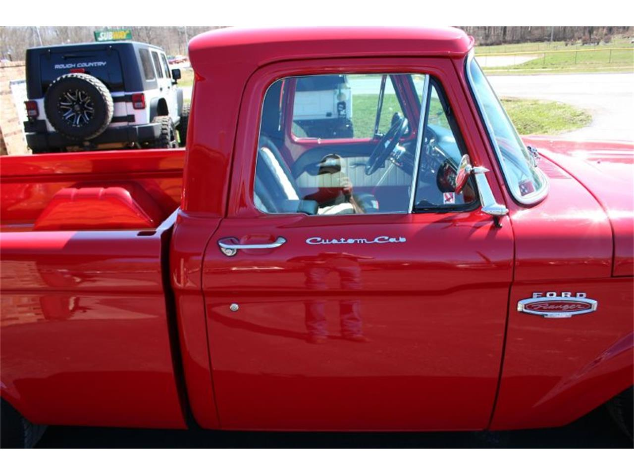 Large Picture of Classic '66 F100 located in Illinois - $45,000.00 - NKQ9