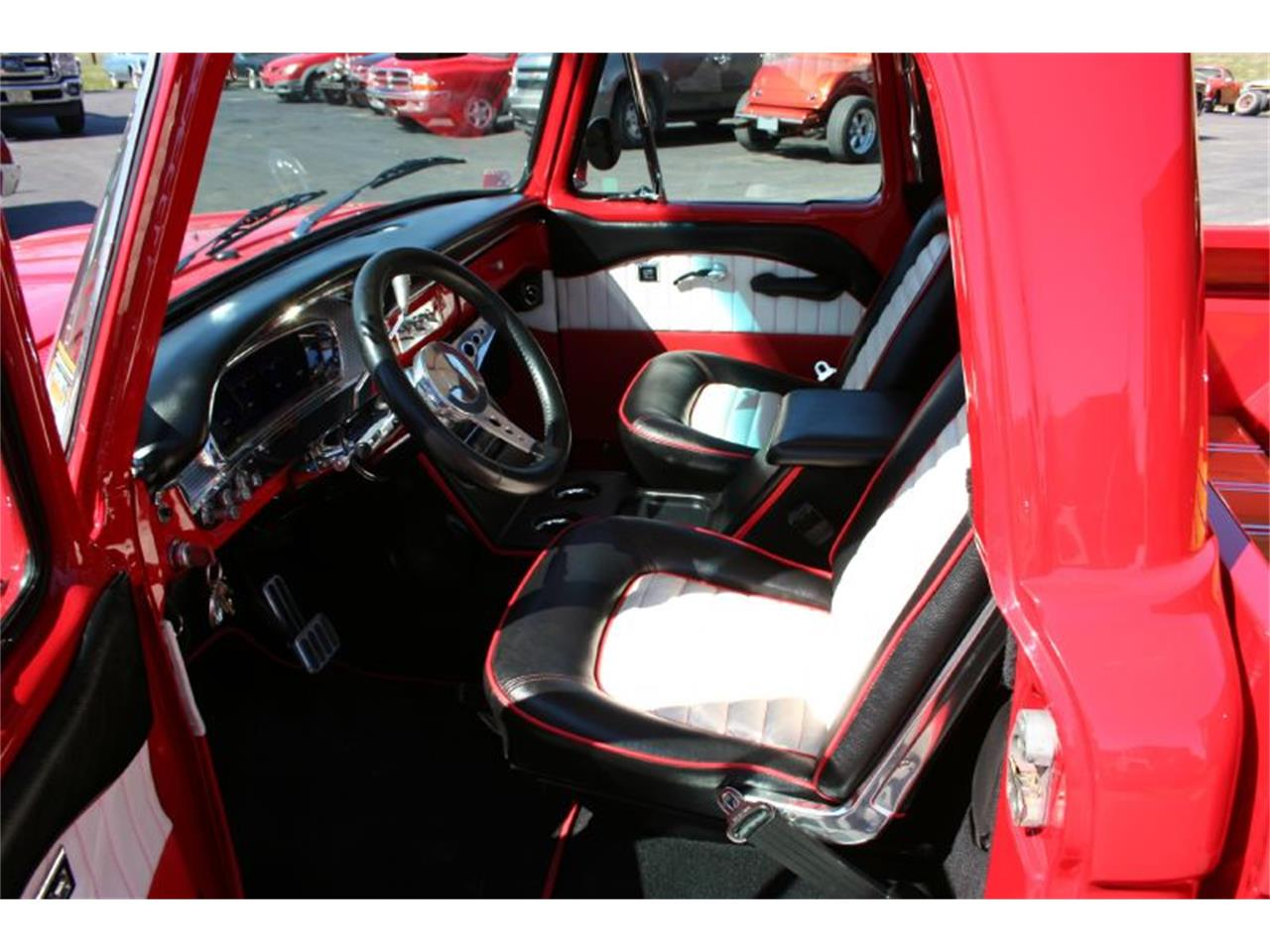 Large Picture of Classic '66 F100 Offered by Curt's Classics LLC - NKQ9