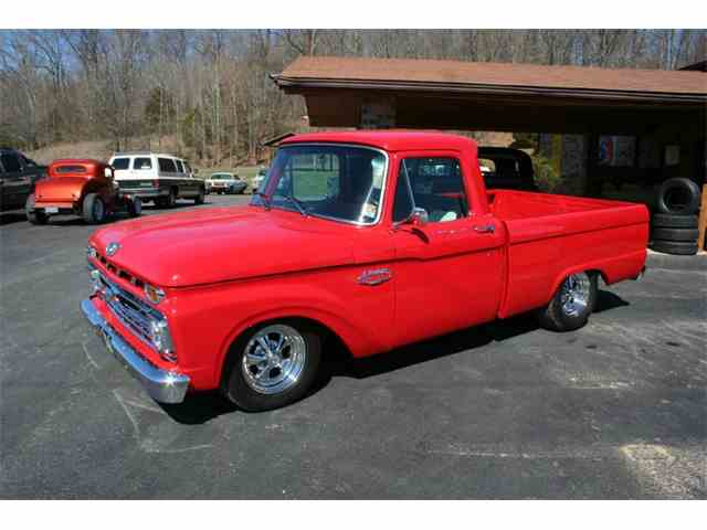 Picture of Classic '66 F100 - $45,000.00 Offered by  - NKQ9