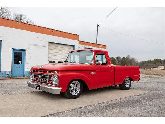 Picture of Classic '66 Ford F100 located in Dongora  Illinois - $45,000.00 Offered by  - NKQ9