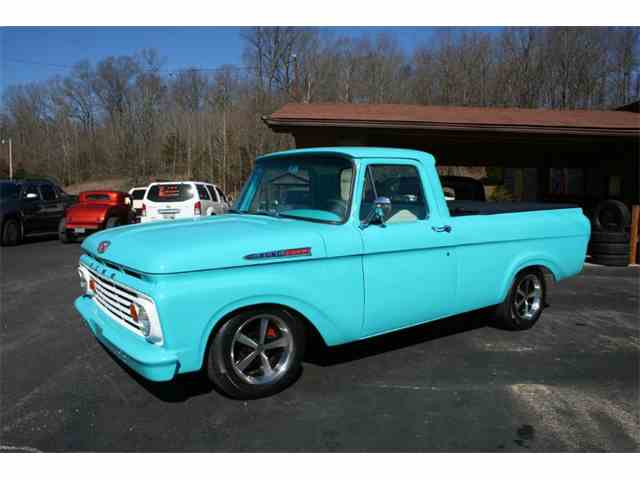 Picture of '62 F100 - NKQE