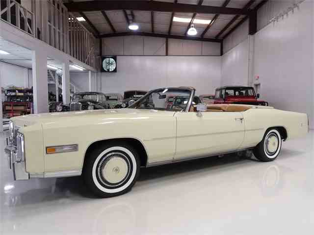 Picture of '76 Cadillac Eldorado located in St. Louis Missouri - $36,900.00 Offered by  - NKQJ