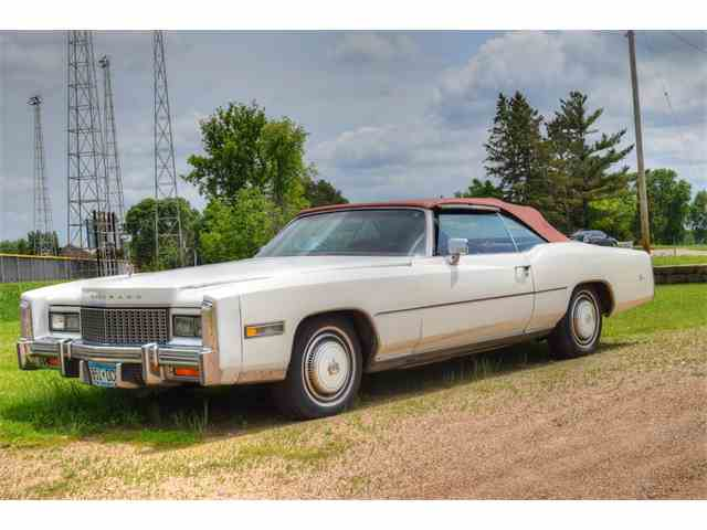 Picture of '76 Eldorado located in Minnesota - $3,500.00 Offered by  - NKQK